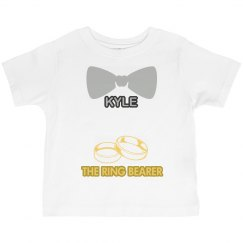 Ring Bearer Bow Tie Tee