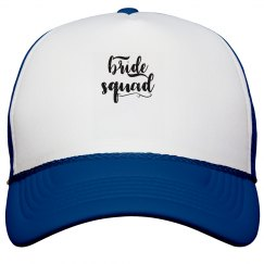 Bride Squad Hats