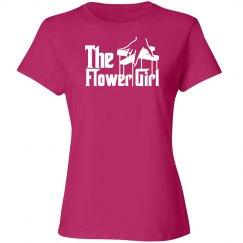 The flower girl shirt