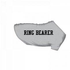 Dog Ring Bearer Grey