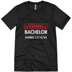 Warning Bachelor Expiring