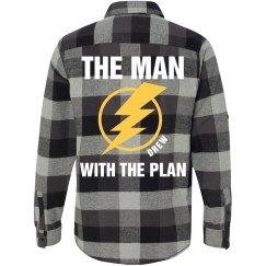 Best Man Plan