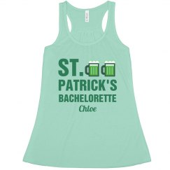 Green Beer Bachelorette