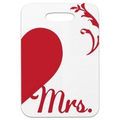 Half Heart Mrs.