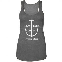 Team Bride Military