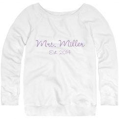 Mrs. Miller Est