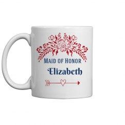 Maid of Honor Drinkware