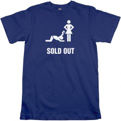 Sold Out Bachelor Tshirt