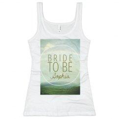 Bride To Be Rainbow
