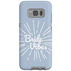 Bride Vibes Galaxy Phone Case