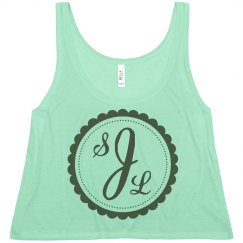 Monogram Bride Design