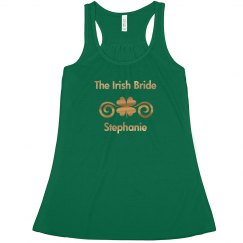 Irish Bride Tank Top