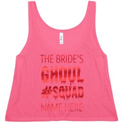 Red Metallic Ghoul Squad