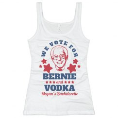 Vote for Vodka and Bernie