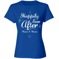 Custom Dreamy Happily Ever After