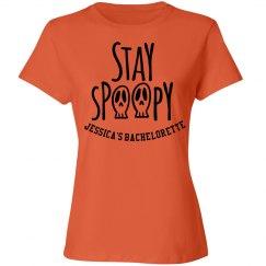 Stay Spooky Halloween Bachelorette