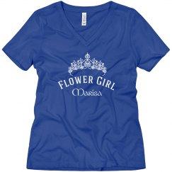 Flower Girl Tshirt