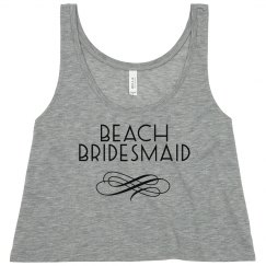 Beach Bridesmaid