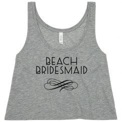 Beach Bridesmaid