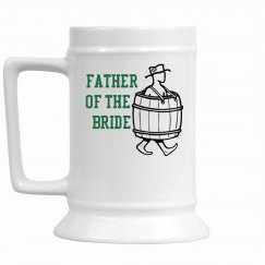 Thirsty Father of Bride