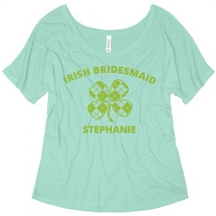 Irish Bridesmaid Tshirt