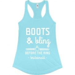 Boots & Bling Nashville Bachelorette