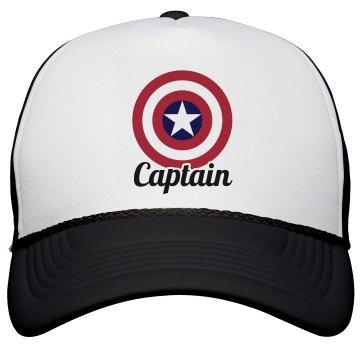 Captain America hat
