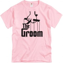 The Groom, Bridal Party or bachelor party shirt