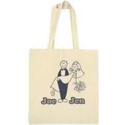 Joe & Jen Just Married