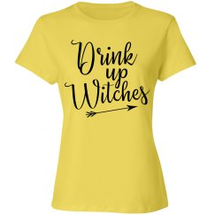 Drink Up Witches Bachelorette Party