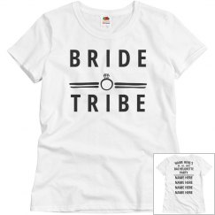 Totally Custom Bachelorette Design