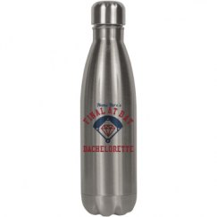 17oz Stainless Steel Cola Shaped Insulated Water Bottle