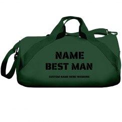 BEST MAN DUFFEL BAG