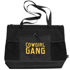 Cowgirl Gang Bag