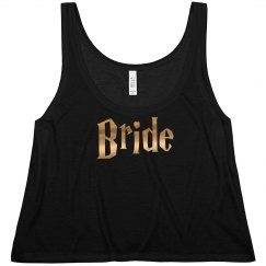 The Bride Tank Top