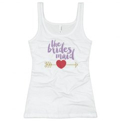 The Bridesmaid Tank Top