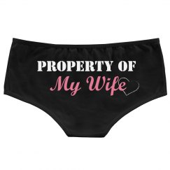 Gay Pride Wife Undies