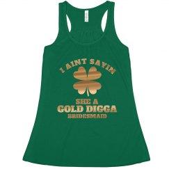 Gold Digger Bachelorette BMaid