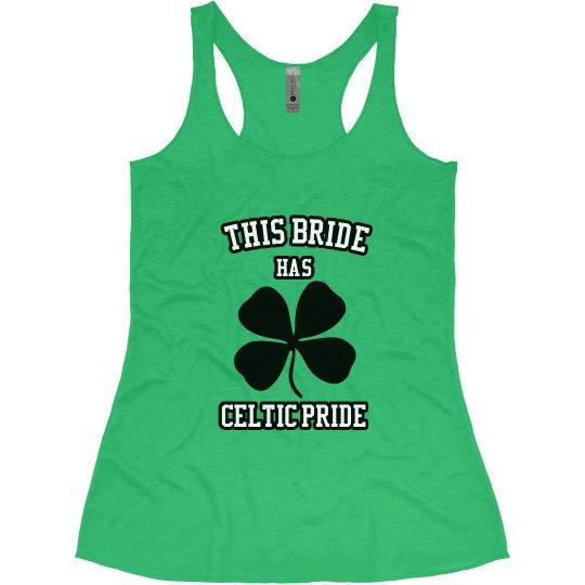 Celtic Pride Racer