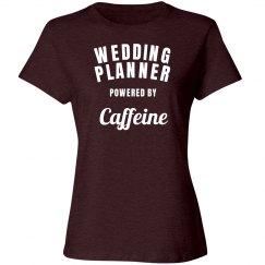 Wedding  Powered by caffeine