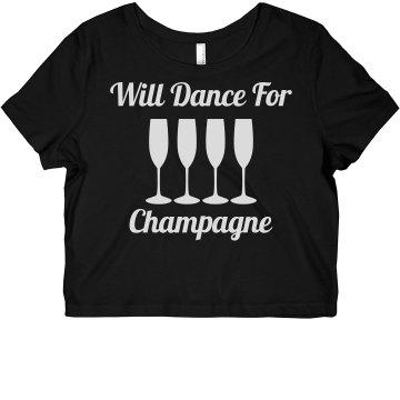 Champagne Bachelorette
