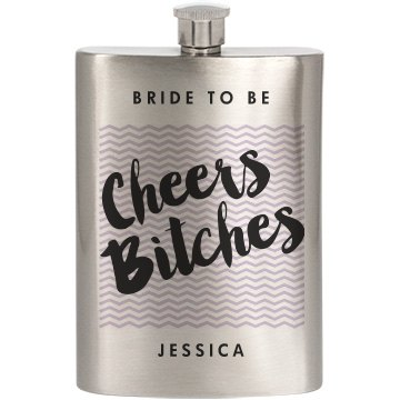 Cheers Bride To Be