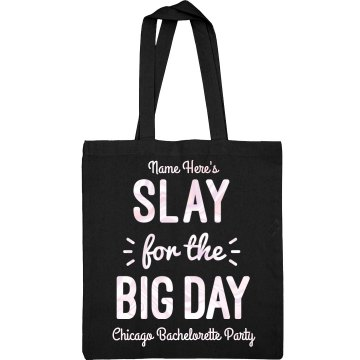 Chicago City Slay For The Big Day