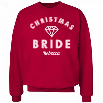 Christmas Winter Bride