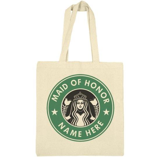 Coffee Logo MOH Custom Design