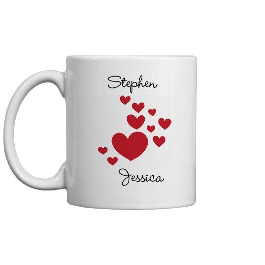 Couples Coffee Mugs