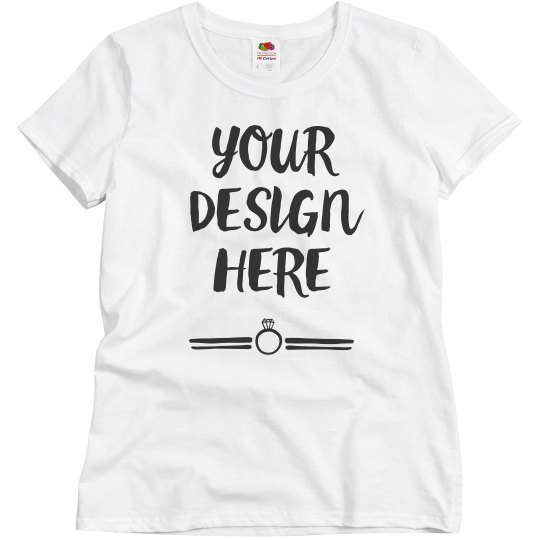 Create Your Own Bride Design