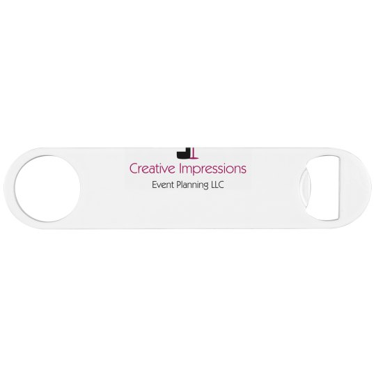Creative Impressions Bottle Opener