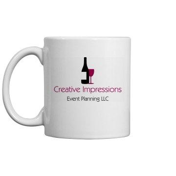 Creative Impressions Coffee Mug