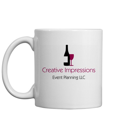 Creative Impressions Coffee Mug